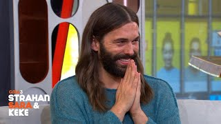 Download Jonathan Van Ness Of 'Queer Eye' On Living With HIV Mp3 and Videos