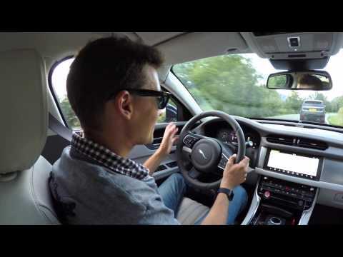Обзор Jaguar XF 2016 // АвтоВести Online