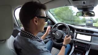видео Что нового во втором поколении Jaguar XF?. АВТО СТАТЬИ на AUDI-FORUM