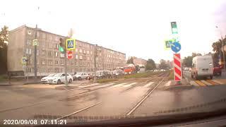 Подборка ДТП и Аварий № 14