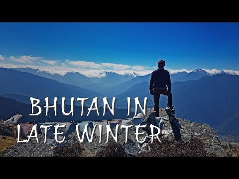 Amazing places to visit in Bhutan