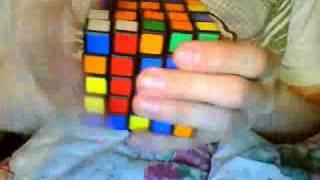 1x1 5x5 rubik s cube insanity