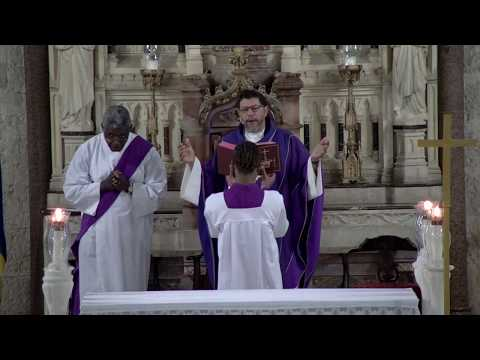 Holy Mass - 3rd Sunday of Lent Year B