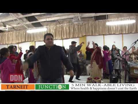 Bhang Teri Shiv nath ki ghoti na jave by Pramod Tripathi of Zee Tv Sa Re Ga Ma Pa Team at Sankat Moc