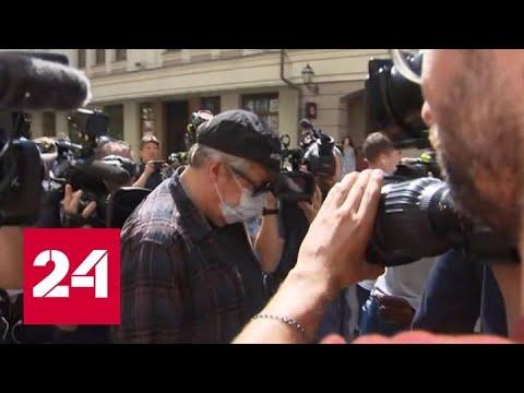 Адвокат объяснил, почему Ефремов - не хронический алкоголик - Россия 24