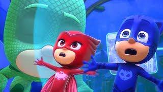 Герои в масках PJ Masks | Супер клипы 2 | 30 минут | мультики для детей
