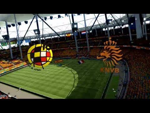 Wm 2017 Spanien Niederlande