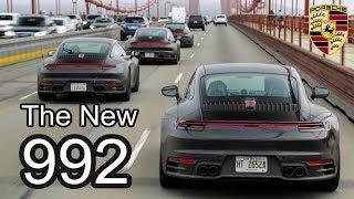 Porsche 992 -  The Future Is Here