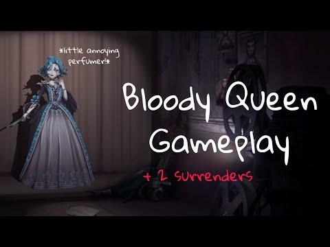 Little Annoying Perfumer!/ Bloody Queen Gameplay 🩸 / Identity V