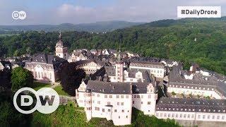 #DailyDrone: Weilburg Sarayı - DW Türkçe
