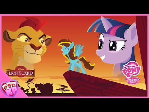 Analyzing Is Magic The Lion Guard Vs My Little Pony Youtube