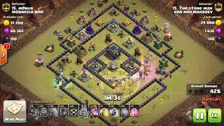 BEST GROUND ATTACK EVER TH9