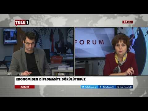 Forum - Ayşenur Arslan (22 Kasım 2017)   Tele1 TV