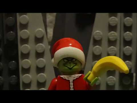 "LEGO ""You're a Mean One Mr. Grinch"" Music Video"