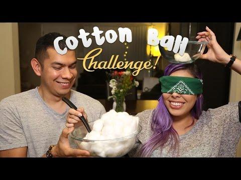 COTTON BALL CHALLENGE