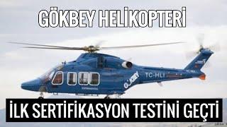 GÖKBEY İlk sertifikasyon uçuşunu başarı ile gerçekleştirdi