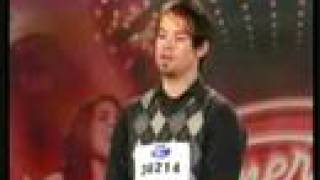 David Cook - American Idol Audition