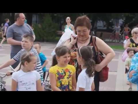 Глобальный музыкальный флэшмоб в Ростове-на-Дону