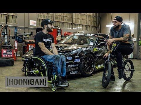 [HOONIGAN] DTT 143: Chairslayer Foundation, Jon's Bum Leg, Alpine Scabs, Scumbag Giveaway