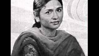 Hum ke thehre ajnabi - Nayyara Noor