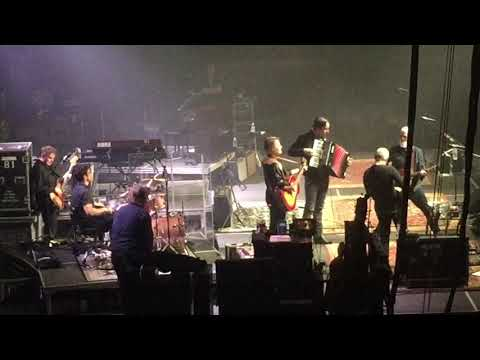 blue rodeo - the railroad (live 2019)