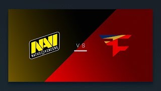 CS:GO - Na'Vi vs. FaZe [Inferno] Map 1 - EU Matchday 2 - ESL Pro League Season 7