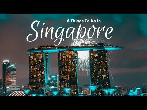 SINGAPORE TRAVEL | 6 Things To Do When You First Visit to Singapore | TRAVEL GUIDE ASIAN