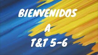 T&T 5 6 CLASE 13