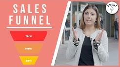 Sales funnel | Apply it in offline marketing! 🇬🇧