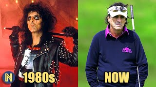 80'S ROCK STARS / WOULD YOU RECOGNIZE THEM TODAY?