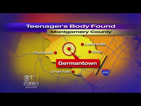 Missing Maryland Teen Found Dead In Car At Shopping Center