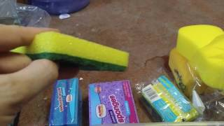 Aquarium safe sponges: How to tell