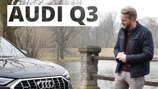 Audi Q3 - zapatrzone w Q8