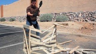 Crovel Extreme 2 Survival Shovel Reveal by Tim Ralston of NatGeo