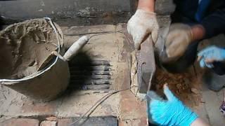 Кладём кирпичную печь в бане(Кладём кирпичную печь в бане печь + встроеный водогрей печь состоит из 2 колодцев кирпичь ложеный плашмя..., 2016-07-06T02:53:26.000Z)
