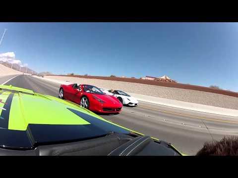GoPro Hero3 Desert Racing - Vegas Nevada 2013 HD
