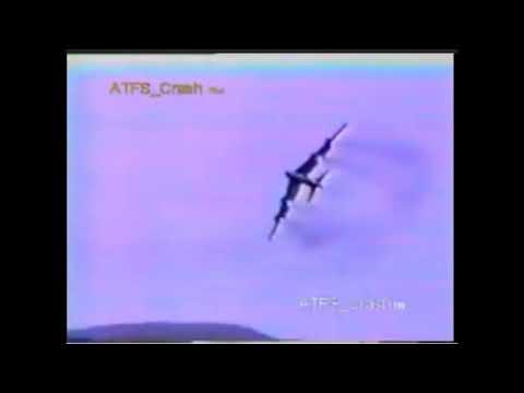 1994 Fairchild Air Force Base B-52 Pilot Error Downs Aircraft