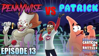 Pennywise Vs Patrick - Cartoon Beatbox Battles