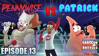 Download Pennywise Vs Patrick - Cartoon Beatbox Battles