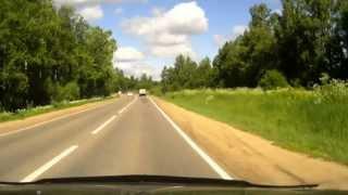 Погоня ДПС Сергиев Посад 18.06.2013