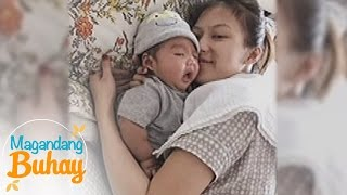 Magandang Buhay: Alex as Baby Seve's aunt
