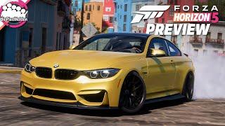 FORZA HORIZON 5 - Fährste quer, .... 😵 BMW M4 Coupé - Forza Horizon 5 Preview