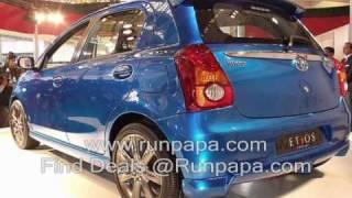 Toyota Etios Liva India Launch, Toyota Etios Liva Mileage
