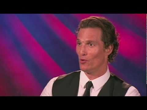 Matthew McConaughey On