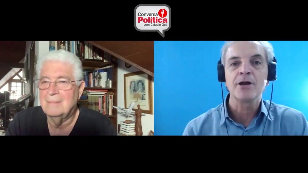 Conversa Política com Claudio Osti