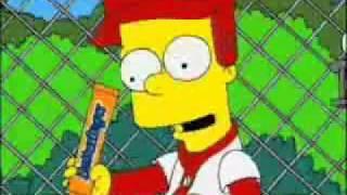 Bart Simpson Butterfinger commerials