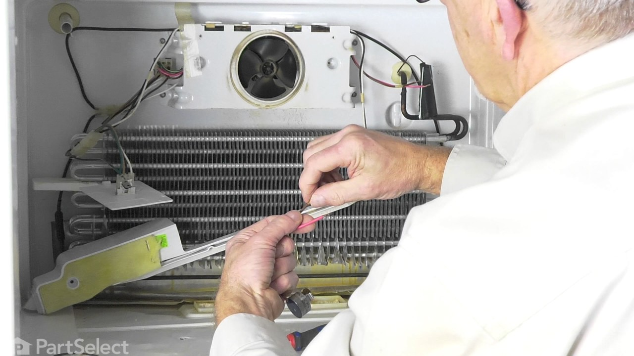 Bimetal Defrost Thermostat