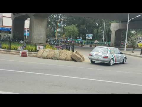 The World's Most Dangerous Car Races In Addis Ababa? Have your say
