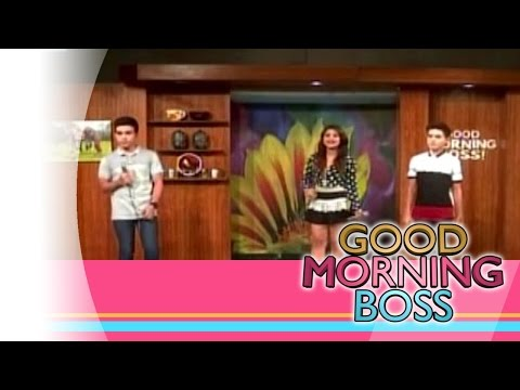 [Good Morning Boss] Performing Live: G-Voiz [10|14|15]
