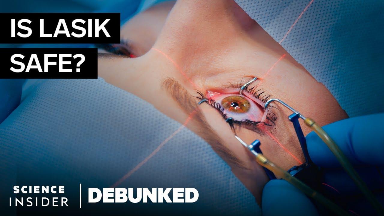 Download Eye Doctors Debunk 15 Vision Myths   Debunked